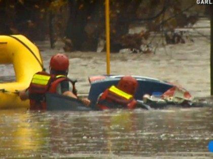 Garland Texas flood casualty WFAA