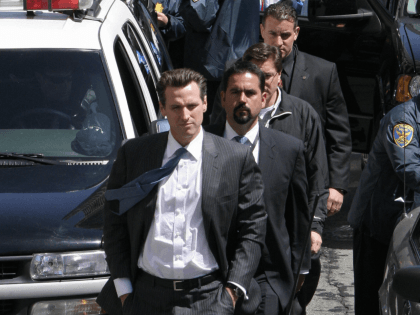 Gavin Newsom security (AFP / Getty)