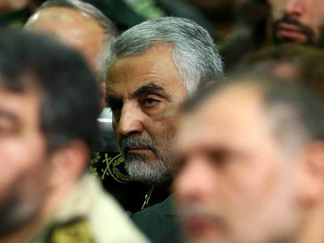 General Quassem Suleimani