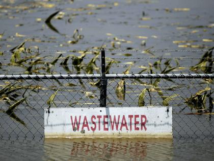 Wastewater (Getty)