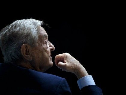 Russia Blacklists George Soros Foundations for 'Endangering National Security'