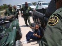 Border Patrol Agents Report Heavy Drug Trafficking by Illegal Aliens in May