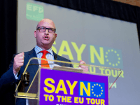 LISTEN: UKIP Deputy Paul Nuttall On Breitbart Radio – Radical Islam Is a 'Greater Threat Than Nazi Germany Ever Was'