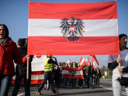 AUSTRIA-SLOVENIA-EUROPE-MIGRANTS