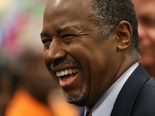 GOP Presidential Candidate Ben Carson Takes Book Tour To Florida