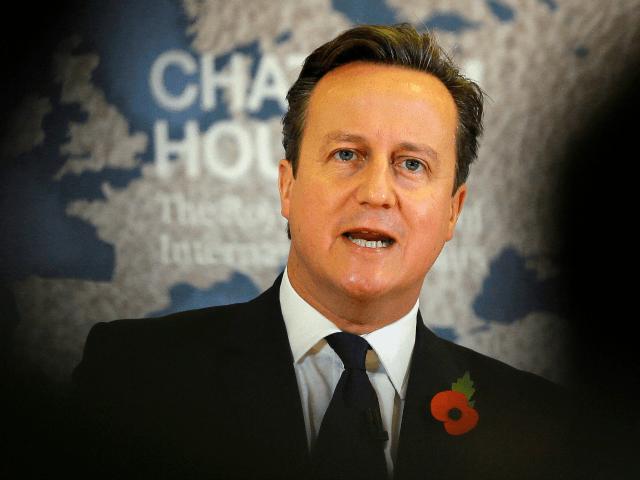 Cameron lied