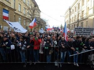 CZECH-COMMUNISM-MIGRANTS-DEMONSTRATION-IMMIGRATION