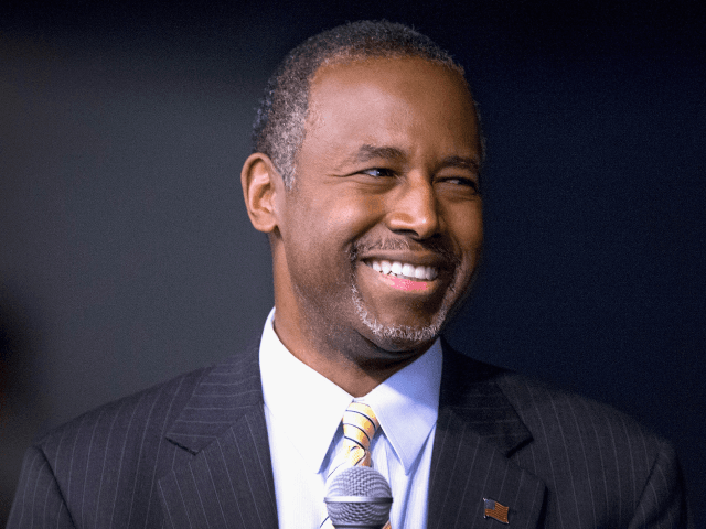Exclusive: Dr. Ben Carson to Tour Refugee Camps in Jordan to Battle 'Premature Capitulation to Violence and Evil'