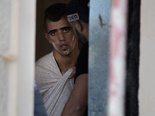 ISRAEL-PALESTINIAN-STABBING-SUSPECT
