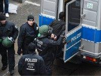 PICTURES: Migrants Arrested After Brawl In Germany