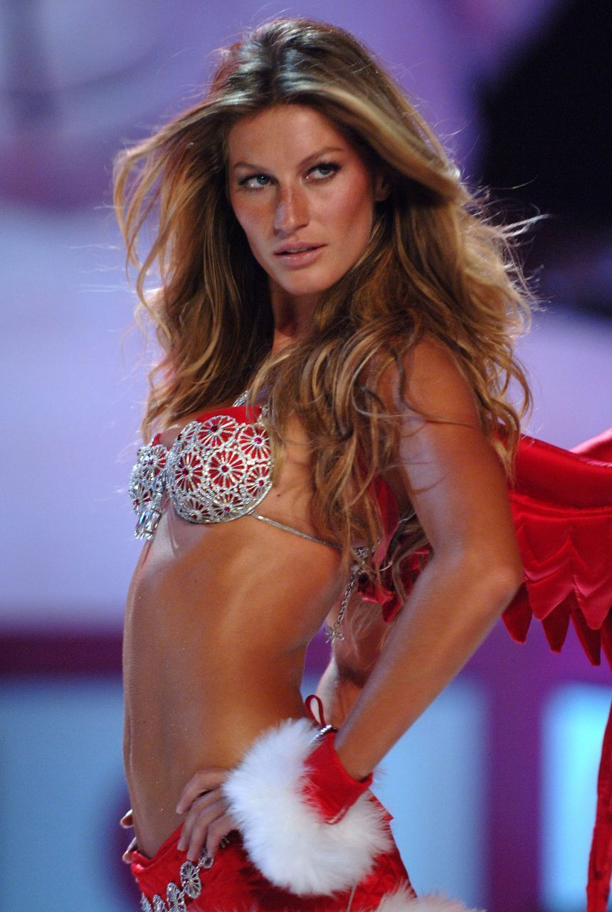 Victoria's Secret Supermodel Gisele Bundchen: I'm Famous ... Gisele Bundchen