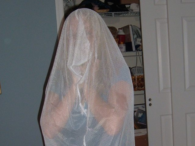 Giant condom (k28bricey / Flickr / CC / Cropped)
