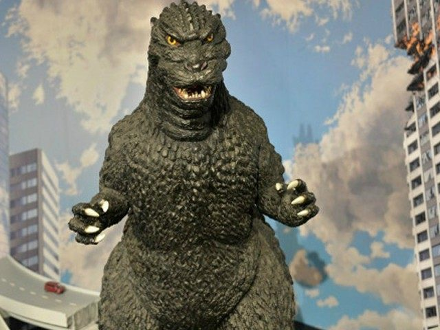 Godzilla AFP:Getty