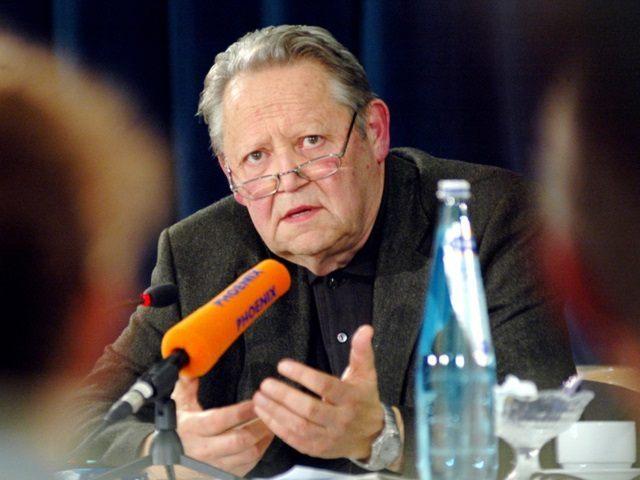 Guenter Schabowski AP