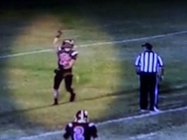High School Football Player God Fox 10 Phoenix