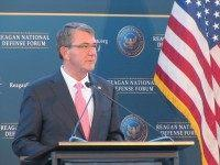 Ashton Carter (Michelle Moons / Breitbart News)