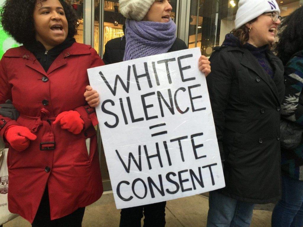 'White Silence = White Consent' (Lee Stranahan / Breitbart News)