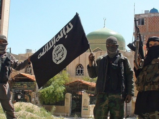 Islamic state target