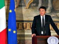 Italian Prime Minister Matteo Renzi Reuters Tony Gentile