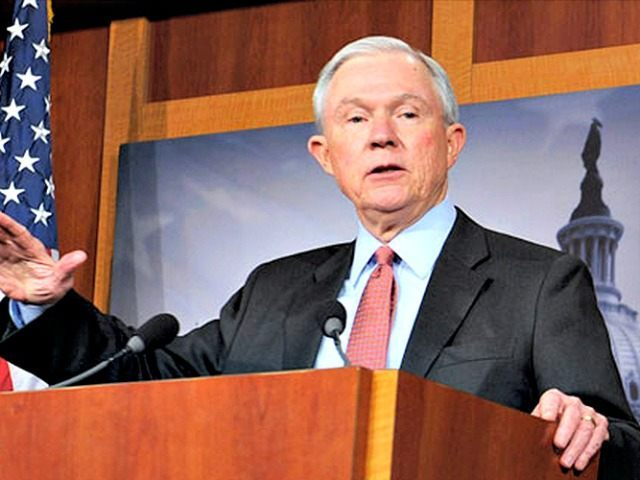 Jeff Sessions Speaks AP