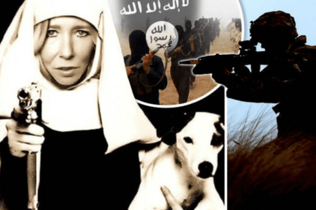 Punk Jihadi Sally Jones Heads SAS Top 20 Kill List As Part Of 'Jihadi Harvest'