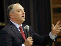 John Bel Edwards, D-72nd Dist., speaks at the Southeast Super Region Committee Gubernatorial Forum in New Orleans.