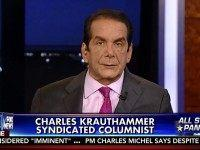 Krauthammer: Obama 'Either Delusional Or Cynical' on Islamic State