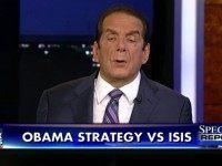 Krauthammer: Obama Lacks a 'Modicum of Urgency,' 'Modicum of Commitment' on Defeating Islamic State
