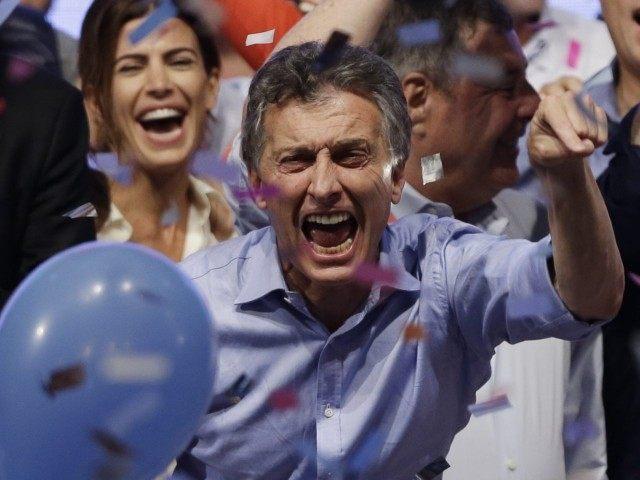 Mauricio Macri (Ricardo Mazalan / Associated Press)
