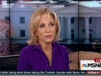 Andrea Mitchell: Trump's Attacks on Hillary's Health Would Not Have Worked on a Man