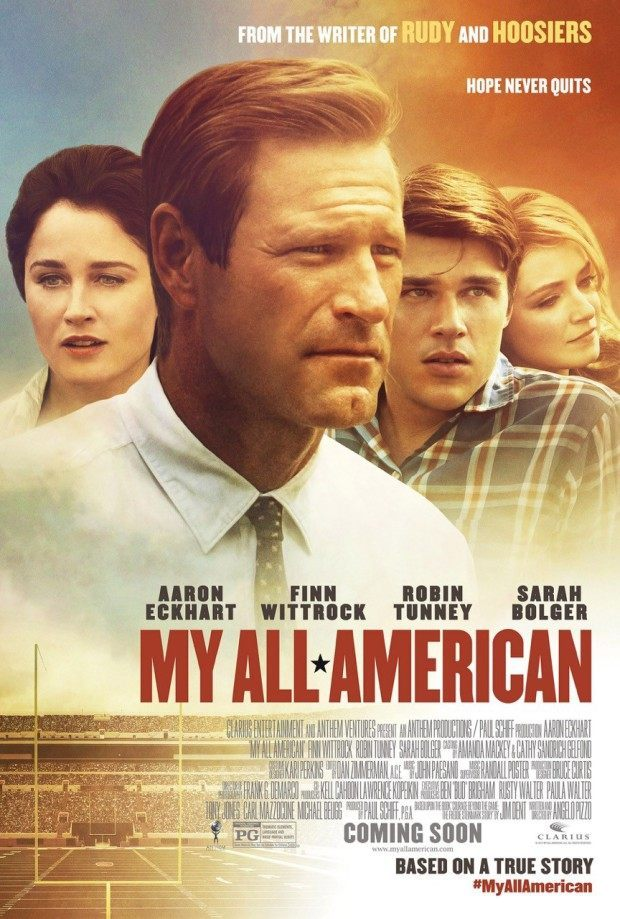 Photo: My All American Movie Website