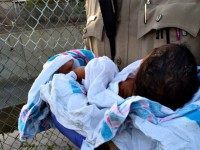 Newborn Found Buried Alive Next to Compton, CA  Bike path