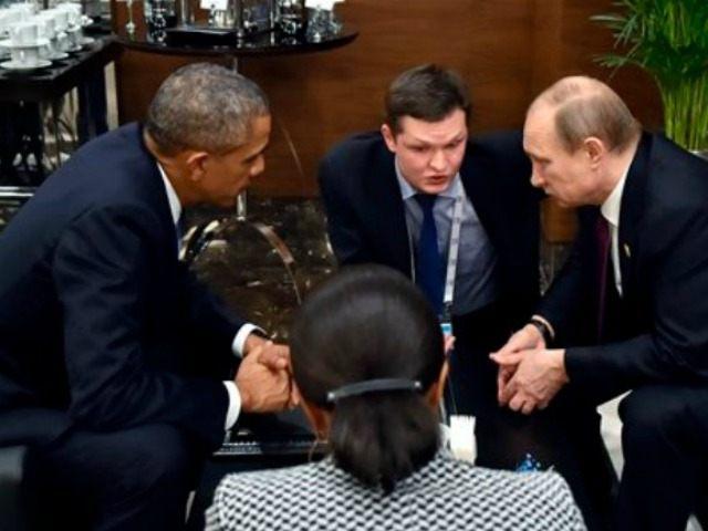 Obama, Putin meet in Turkey, Nov. 15, 2015