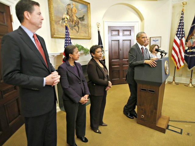 Obama and Nat Sec Team AP