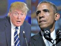 Donald Trump Responds to Obama: 'When You Rattle Someone, That's Good'