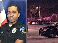 "Officer Ricardo ""Ricky"" Galvez Shot"