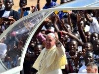 Pope Francis Thanks Uganda for its Generosity in Welcoming Migrants