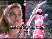 Power Ranger Amy Jo Johnson YouTube
