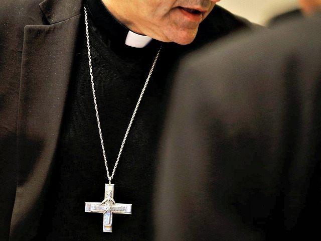 Priest PATRICK SEMANSKY AP