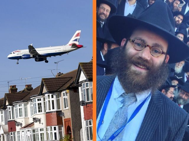 Rabbi Heathrow