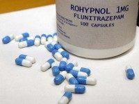 Rohypnol date rape drug (AFP / Getty)