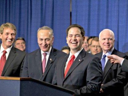 Rubio Center Gang of Eight AP