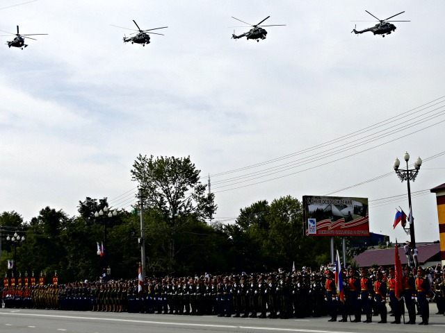 Russian troops Sergei KrasnoukhovReuters