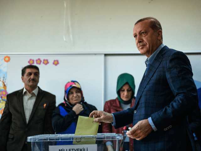 Turkey's vote