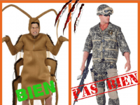 'Dangerous' Halloween Costumes