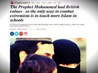 islam in UK schools