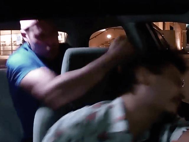 Uber attack (Edward Caban / Screenshot / YouTube)