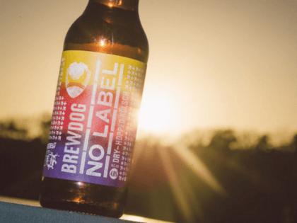 'Non-Binary, Transgender Beer'