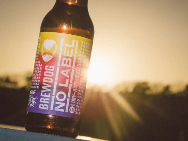'Non-Binary, Transgender Beer'