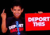 Deport this (Screenshot / deportracism.com)